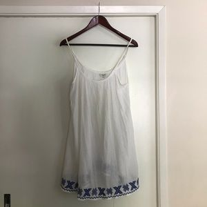 Madewell Cover Up Dress